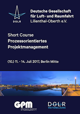 Short Course Prozessorientiertes Projektmanagement